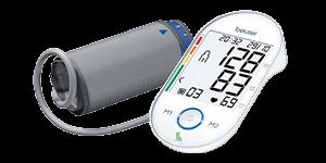 Navigation Blutdruck messen