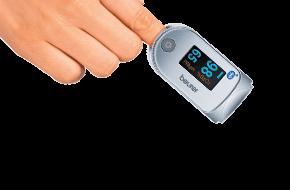 Blutzucker & Sauerstoffsättigung messen
