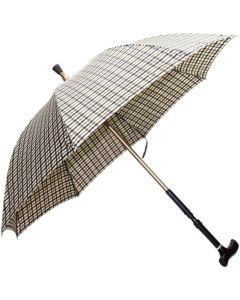 RUSSKA Gehstock-Schirm