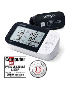 OMRON Oberarm-Blutdruckmessgerät M500 Intelli IT