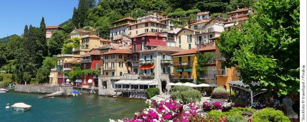 Italien - Comer See | sanivita