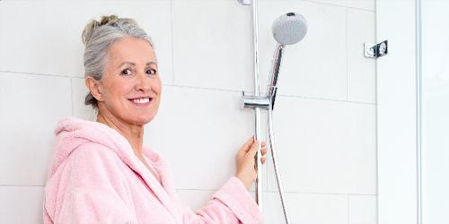 Im Sommer richtig duschen | sanivita