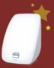 Sanivita Gewinnspiel - Gewinnen Sie eine von 10 Beurer Tageslichtlampen TL 40 im Wert von 89,99 €