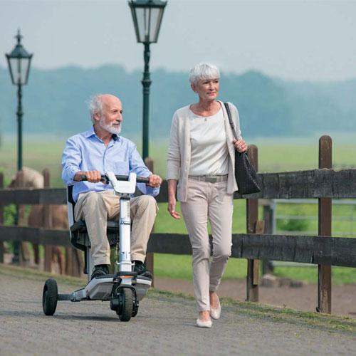 Mobilitätsroller ATTO