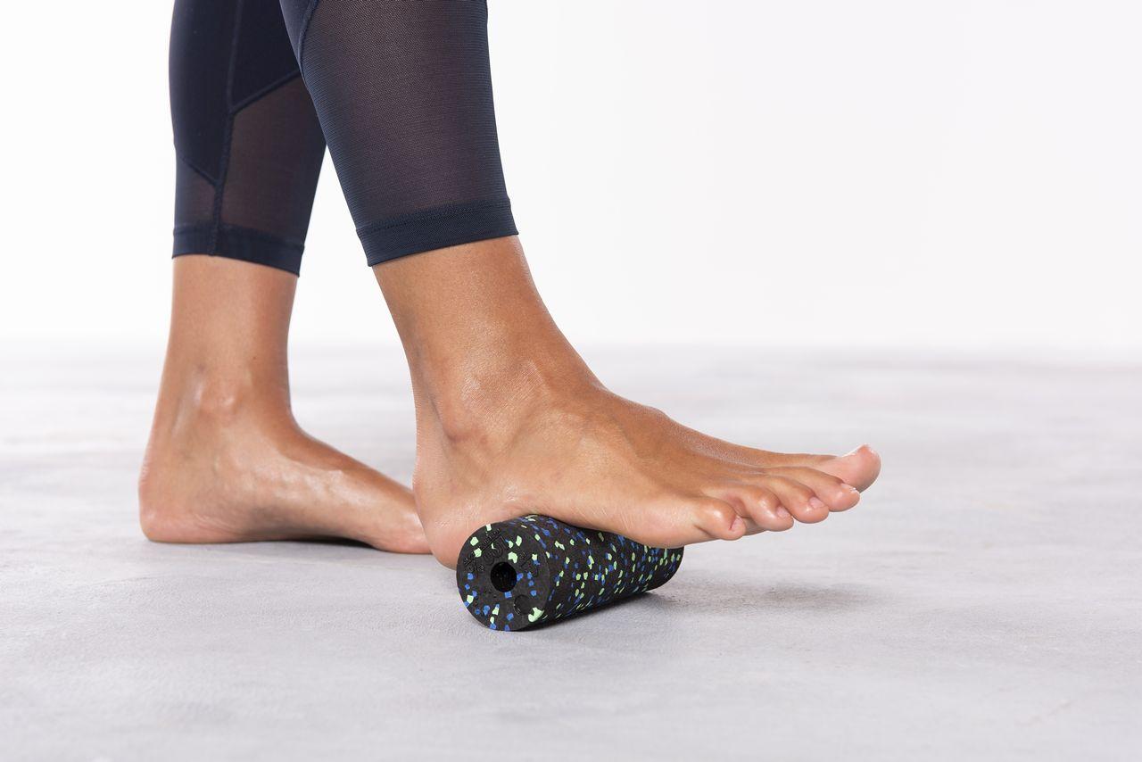 Übung Fußsohle / Plantarfaszie