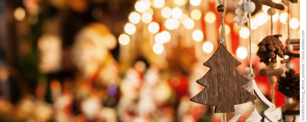 Weihnachtsdekoration - Lichterketten