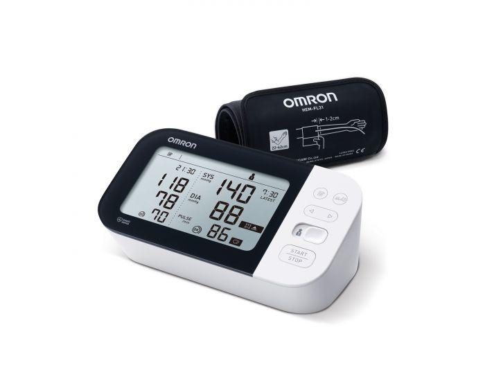 OMRON Oberarm-Blutdruckmessgerät M500 Intelli TIT