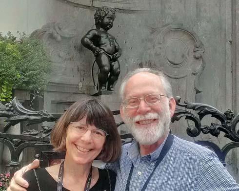 David und Susan Starkman